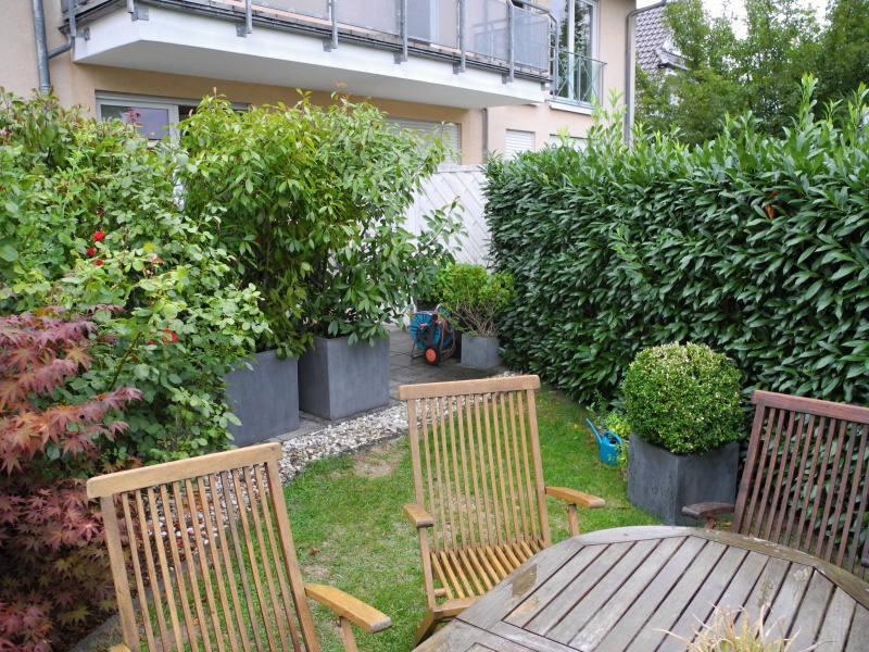 wpc terrasse privatwohnung bad homburg. Black Bedroom Furniture Sets. Home Design Ideas