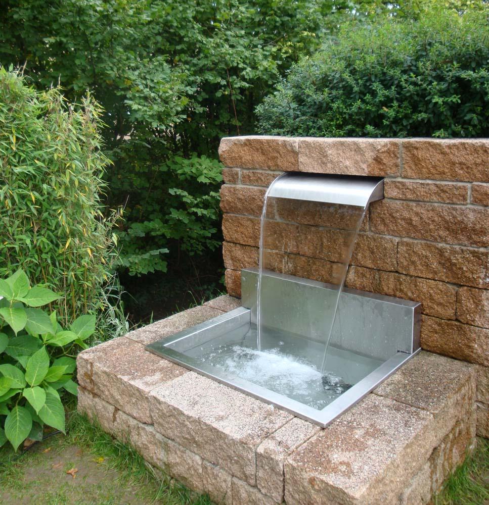 25 outstanding wasser im garten ideen – infobury, Garten und bauen